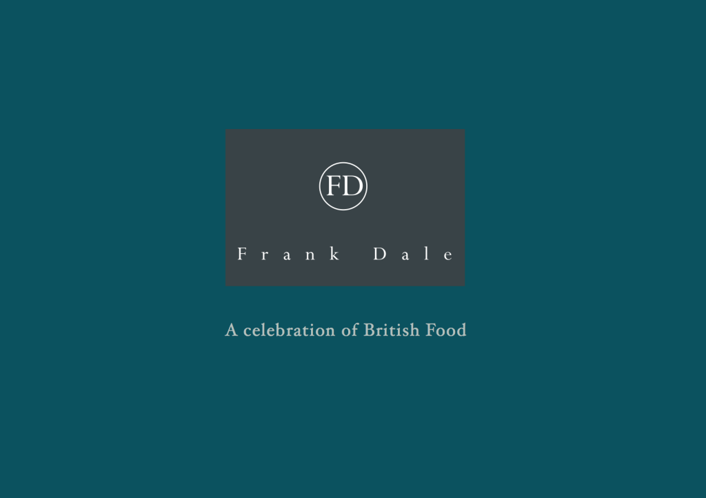 Frank dale brochure cover